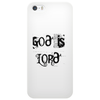 God is Lord Phone Case