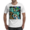 God Mode Reached +Shadow and Vegeta+ Mens T-Shirt