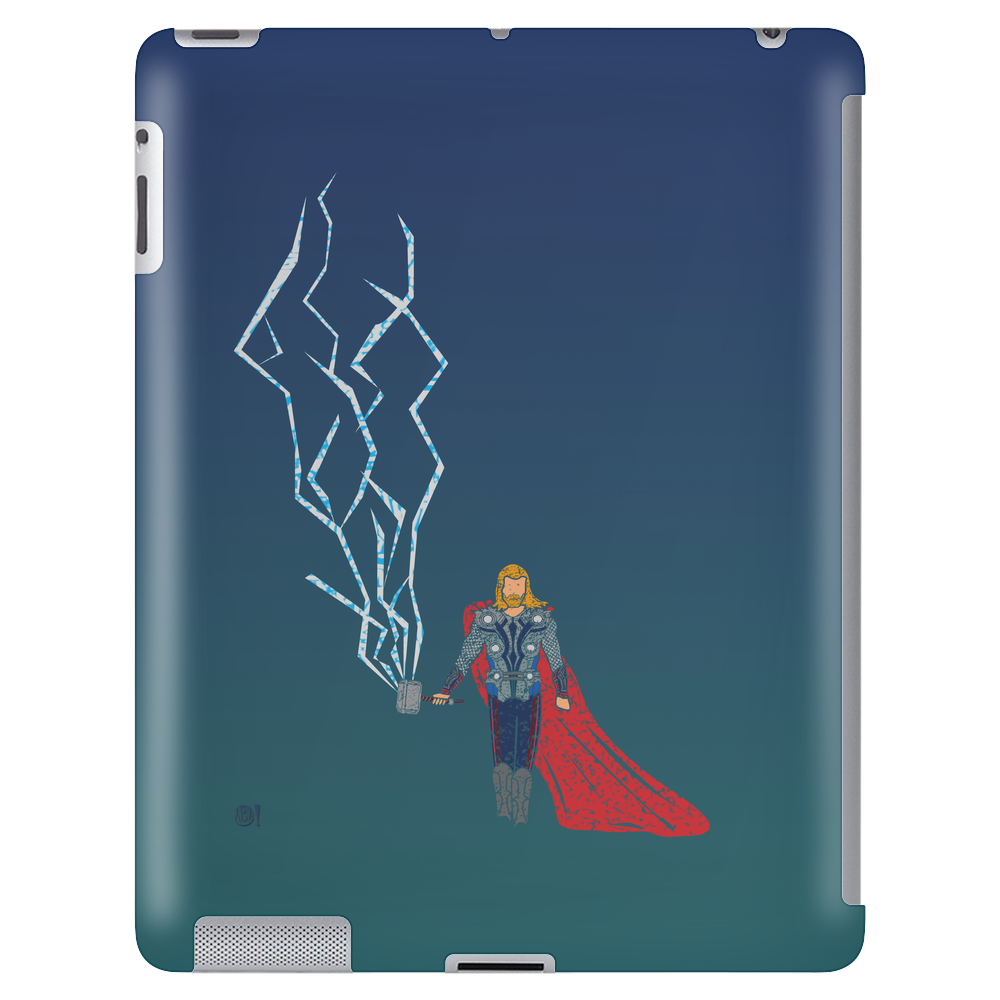 God Of Thunder Tablet (vertical)