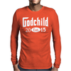 Godchild established 2015 Mens Long Sleeve T-Shirt