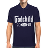 Godchild established 2015 Mens Polo