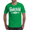 Godchild established 2015 Mens T-Shirt