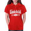 Godchild established 2015 Womens Polo