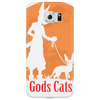 Gods Cats Phone Case