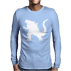 Godzilla 2000 Mens Long Sleeve T-Shirt