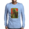 Godzilla Mens Long Sleeve T-Shirt