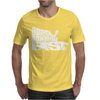 Going Downhill Fast SKIING Mens T-Shirt