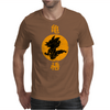 goku dragon kick Mens T-Shirt