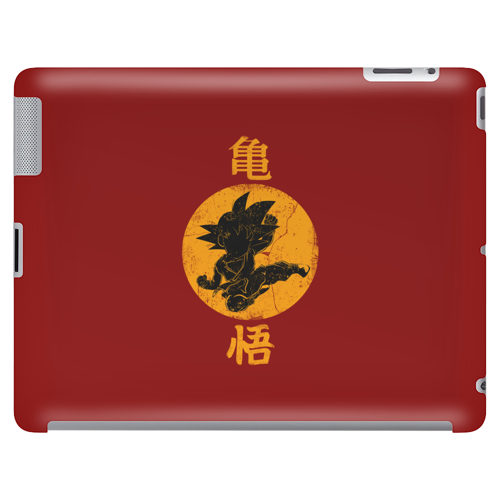 goku dragon kick Tablet