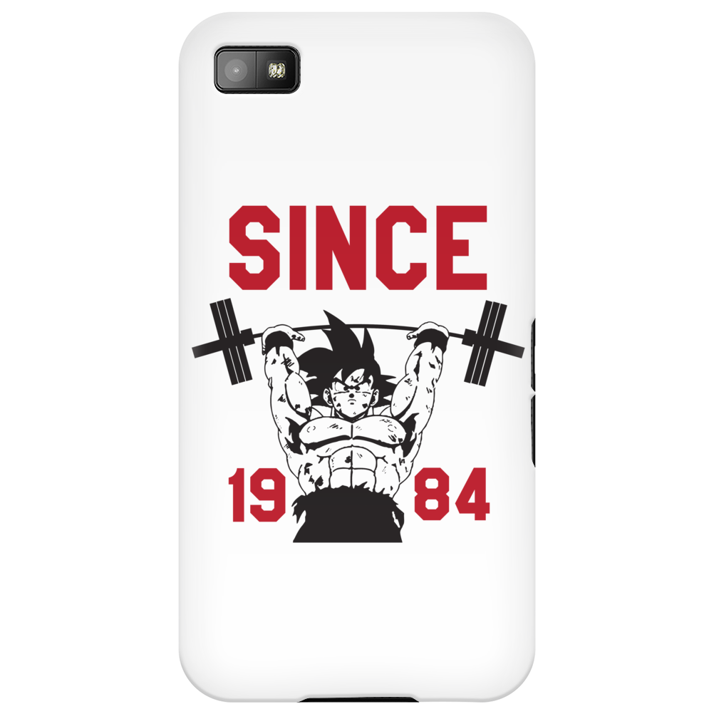 Goku Lifting Phone Case