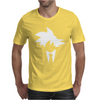 Goku Suit And Tie Mens T-Shirt