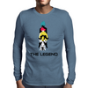 Goku The Legend Mens Long Sleeve T-Shirt