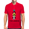 Goku The Legend Mens Polo