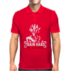 Goku - Train Hard No Excuses Mens Polo