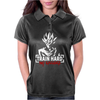 Goku - Train Hard No Excuses Womens Polo