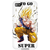goku training Phone Case