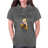 goku training Womens Polo