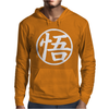 Goku Uniform Logo  Japanese anime tv show Z GT Mens Hoodie