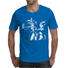 Goku Vegeta Z Fiction funny TEE DBZ Dragon Ball Z Mens T-Shirt