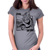 Goku Womens Fitted T-Shirt