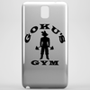 Goku's Gym Phone Case