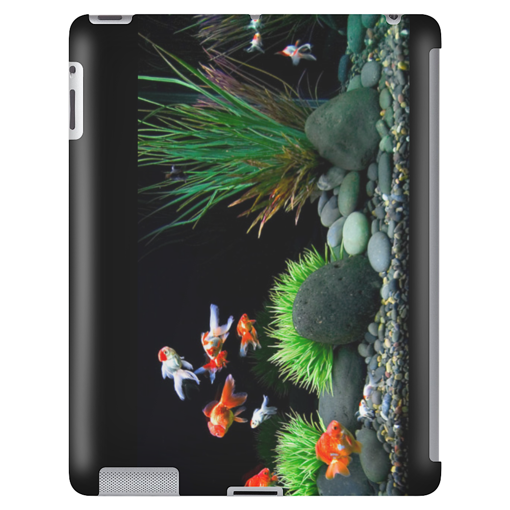 Gold Fish Aquarium Cool Phone Case Tablet