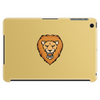Gold Lion Case Tablet (horizontal)