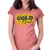 Gold Rush Nengua Valley Womens Fitted T-Shirt