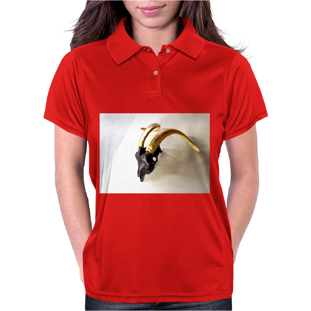 Golden Dodge Womens Polo