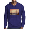 Golden Gate Bridge Insipration.  San Francisco California Bridge at twilight. Mens Hoodie