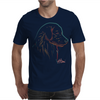 Golden Retriever art Mens T-Shirt