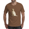 Golden Retriever Mens T-Shirt
