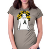 Goldenhar Syndrome Awareness (In Honor Of Brianna Mendoza) Womens Fitted T-Shirt