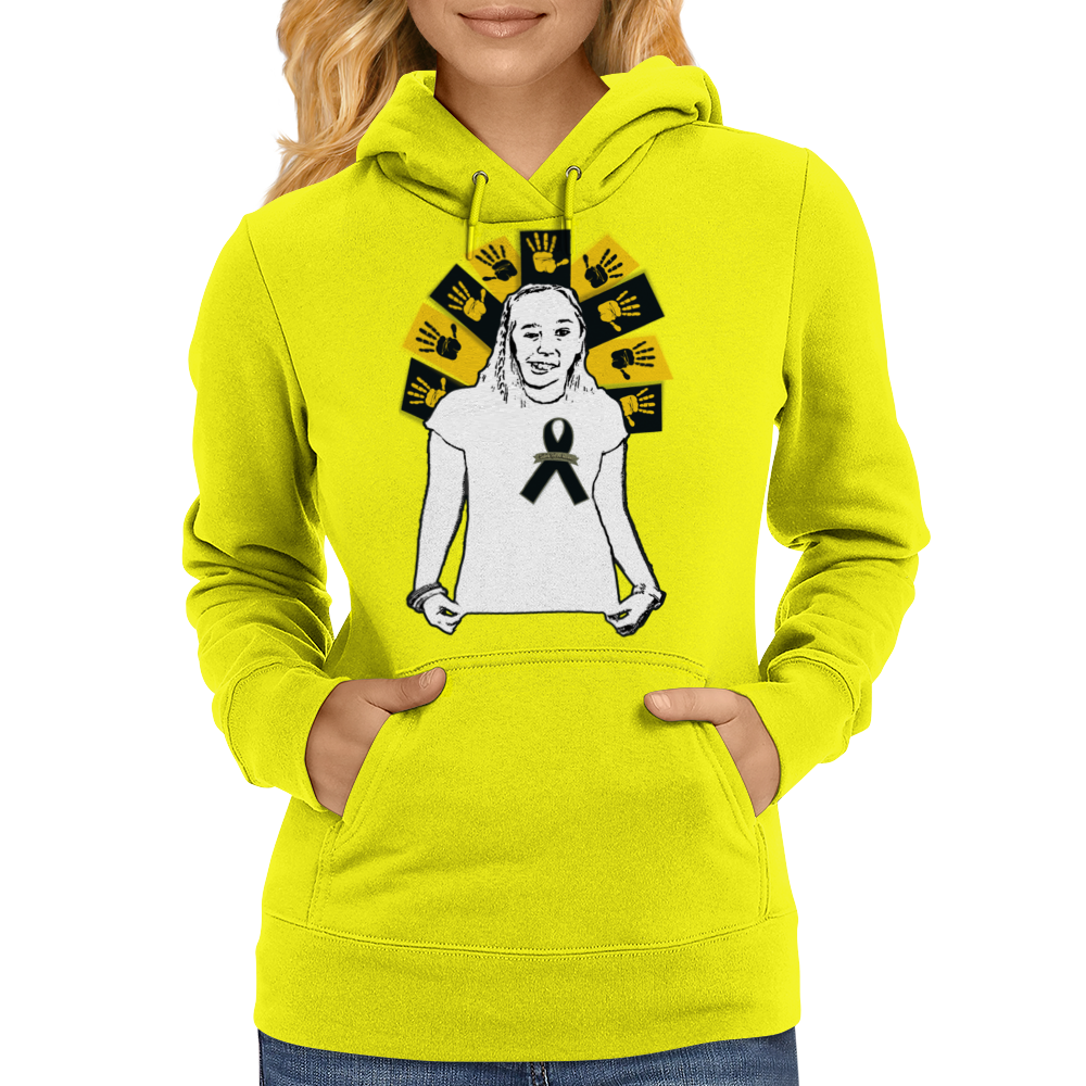Goldenhar Syndrome Awareness (In Honor Of Brianna Mendoza) Womens Hoodie