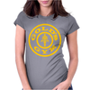 Golds Gym Fitness Womens Fitted T-Shirt