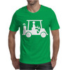 Golf Cart Mens T-Shirt