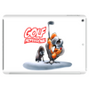Golf-professional Tablet (horizontal)