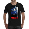 Golf R MK6 Blue MK6 Mens T-Shirt
