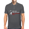 Golfing Cotton Mens Polo
