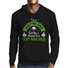 Golfing Dad Much Cooler Mens Hoodie
