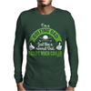 Golfing Dad Much Cooler Mens Long Sleeve T-Shirt