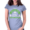 Golfing Dad Much Cooler Womens Fitted T-Shirt