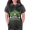 Golfing Dad Much Cooler Womens Polo