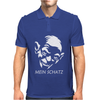 Gollum Mein Schatz Horror Mens Polo
