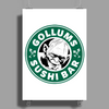 Gollums Sushi Bar Poster Print (Portrait)
