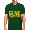 Gone Squatchin Mens Polo