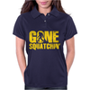 Gone Squatchin Womens Polo