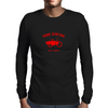 Gone Surfing - Red Logo Mens Long Sleeve T-Shirt