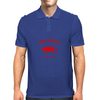Gone Surfing - Red Logo Mens Polo