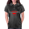 Gone Surfing - Red Logo Womens Polo